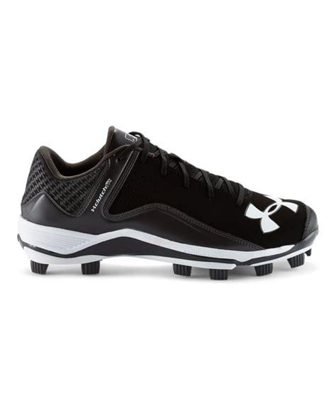 armour baseball shoes s armour yard low tpu baseball cleats ebay
