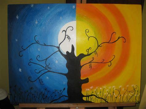 imagenes abstractas de la luna quot artemania peru quot galeria de cuadros quot sol y luna quot