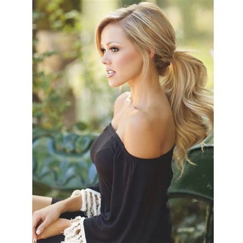 bimbo hairpieces 25 best ideas about elegant ponytail on pinterest