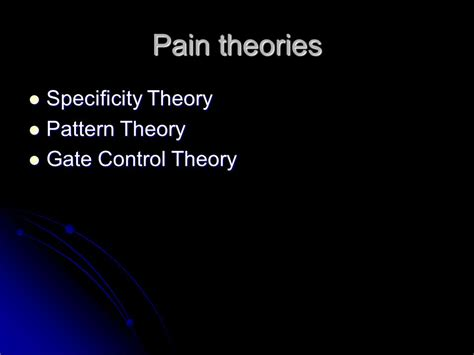 crime pattern theory review neuroanatomy pain review ppt download