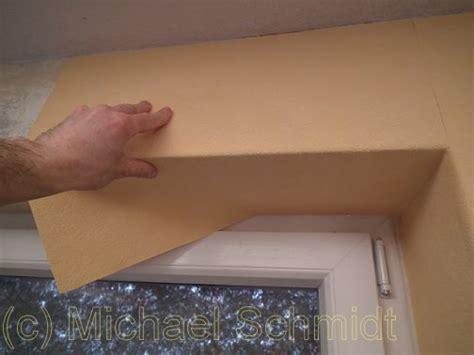 Wo Fange Ich An Zu Tapezieren by Fensterlaibung Und Fensternische Tapezieren Die