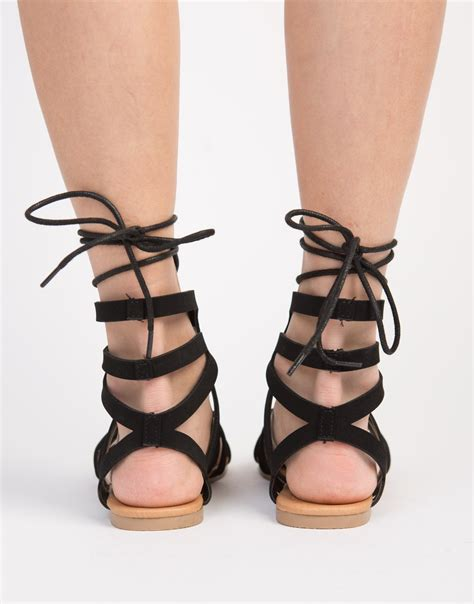 groundhog day subtitrat strappy lace up sandals 28 images mid block heel