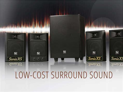 Kisonli T 002 Multimedia Speaker 20 refurbished telex electro voice ev sonic xs 4 1 5