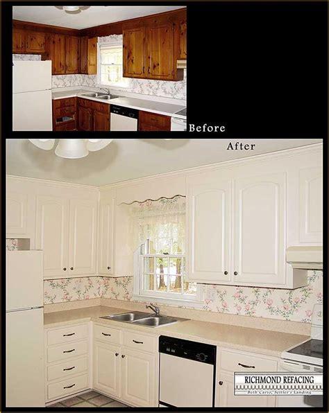 Cabinet Refacing Richmond Va by Kitchen Cabinet Refacing Images 1 Richmond Refacing