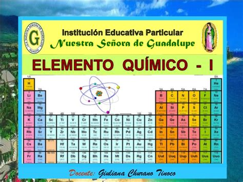 el elemento the element 8425343402 elemento qu 237 mico i