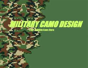 Camouflage Powerpoint Template camouflage patterns ppt template