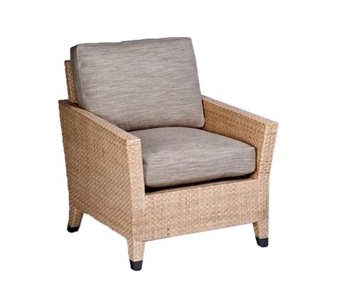 Indoor Wicker Furniture by Basel Lounge Chair Wicker Material Indoor Furniture
