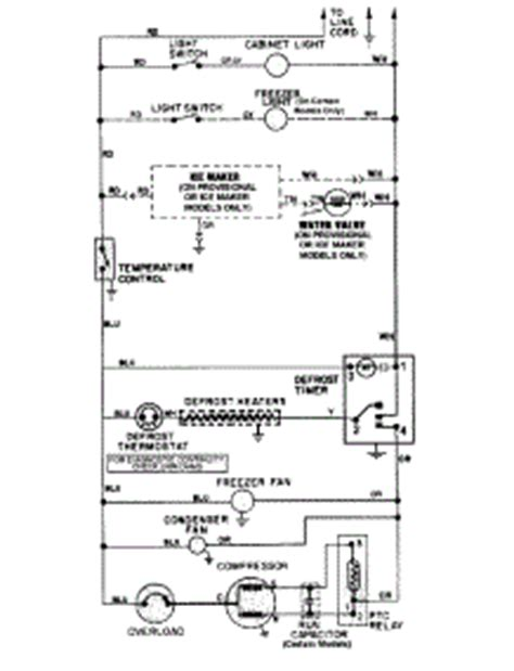 parts for admiral atb1710drw refrigerator