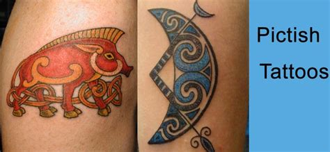 cing tattoos the gallery for gt pictish symbols