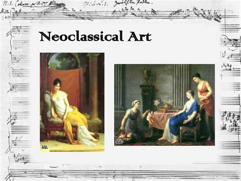 themes in neoclassical literature ppt classicism vs romanticism powerpoint presentation