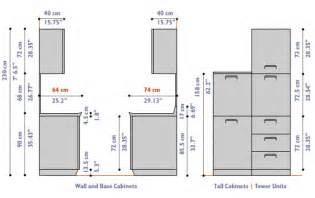 Kitchen Cabinet Standard Height by Helpful Kitchen Cabinet Dimensions Standard For Daily Use