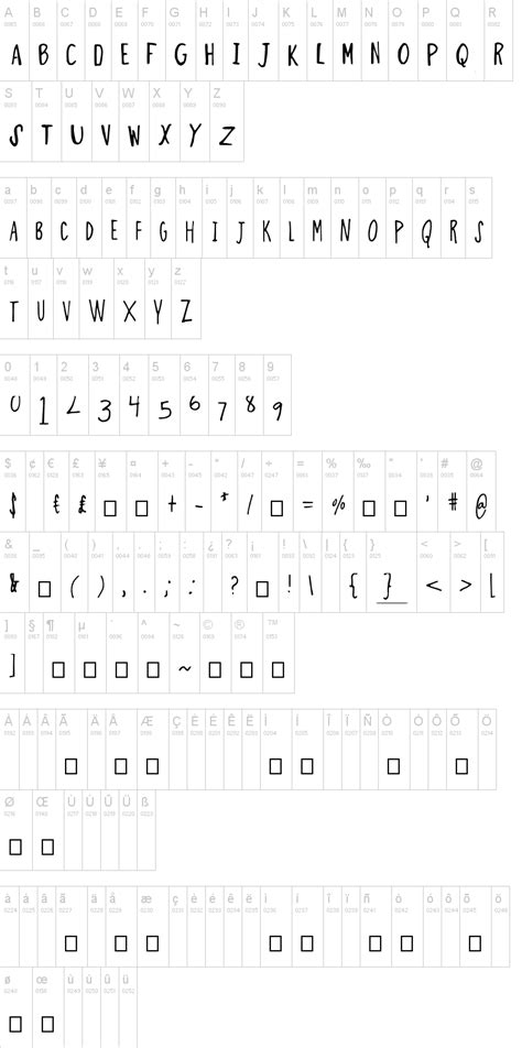 dafont thin fonts thin minty font dafont com
