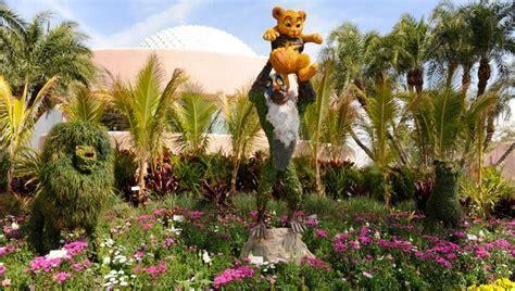 Walt Disney World Resort International Flower And Garden Disney Flower And Garden Festival