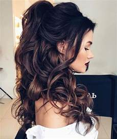 hairstyles for best 25 half up half down ideas on pinterest half up