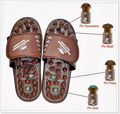 Sandal Pijat jaco home shopping bali jaco home shopping