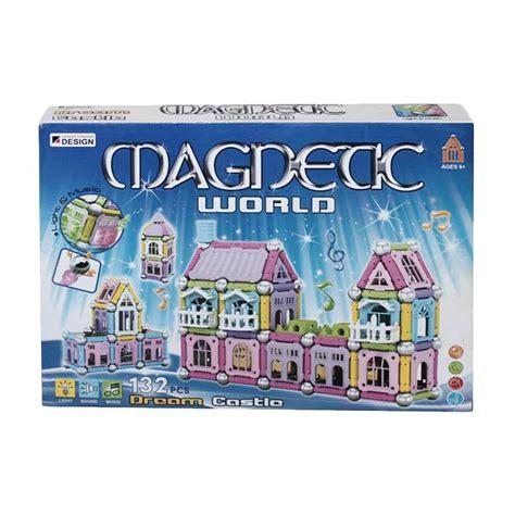 Mainan Edukasi Puzzle Magnet by Jual Daily Deals Mainan Edukatif Magnetic World Puzzles