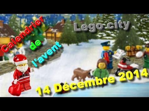 Calendrier De L Avent Lego City 2014 14 D 233 Cembre Calendrier De L Avent Lego City 2014