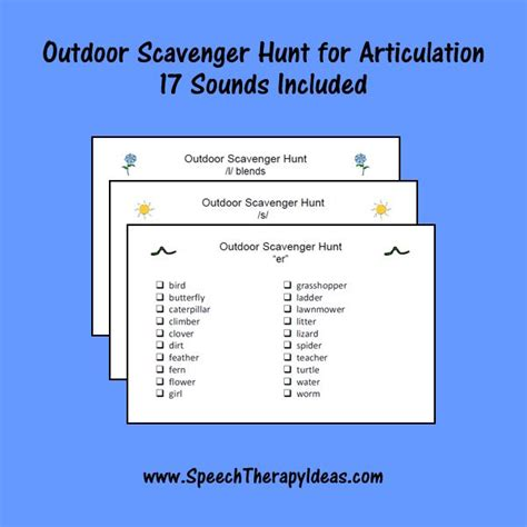 Backyard Scavenger Hunt For by 1000 Ideas About Outdoor Scavenger Hunts On