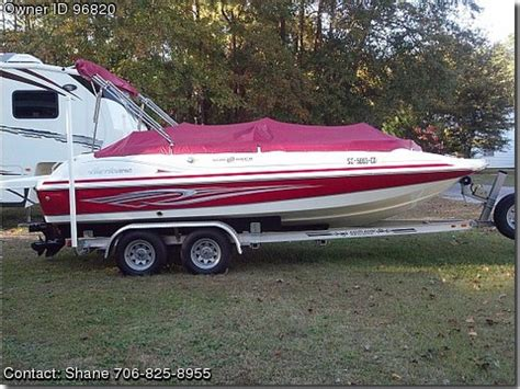 deck boat for sale anderson sc quot hurricane quot boat listings in sc