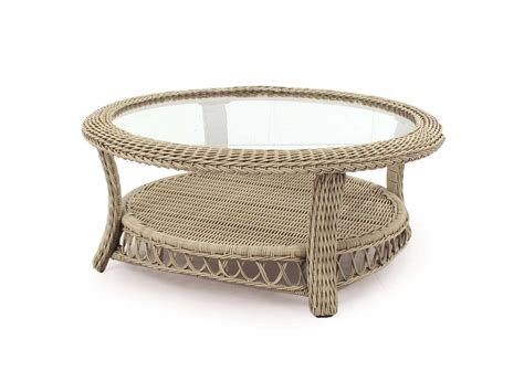 south sea rattan arcadia 38 round coffee table 77344