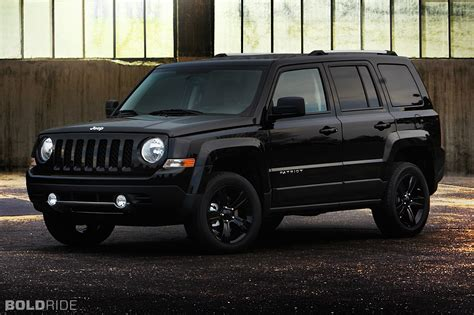 Jeep Patriot Review And Photos