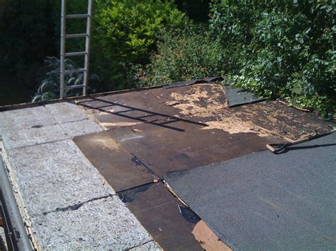 Flat Roof Coverings Built Up Flat Roof Covering With Insulation Toucan Roofing