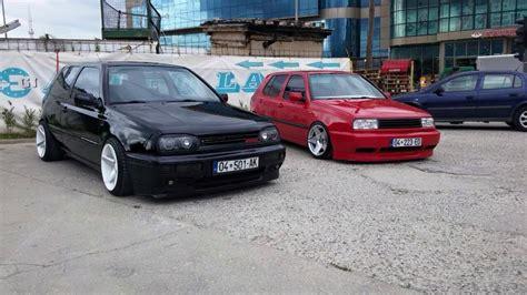 vw golf mk3 vr6 turbo 2 x volkswagen golf mk3 from prizren black vr6 turbo