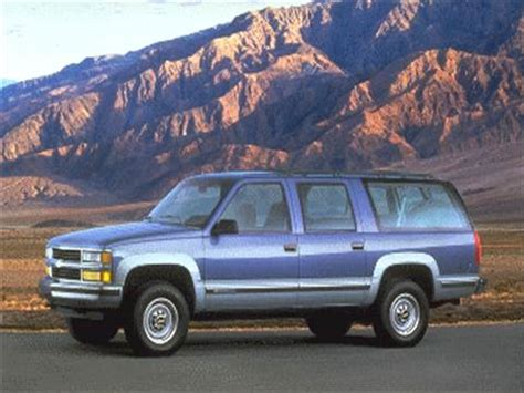 blue book value used cars 2000 chevrolet 2500 navigation system 1995 chevrolet suburban 2500 pricing ratings reviews kelley blue book