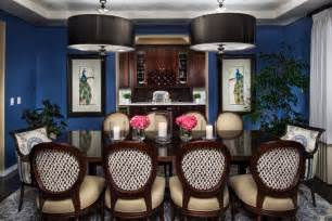 Blue Dining Room Centerpieces 25 Blue Dining Room Designs Decorating Ideas Design