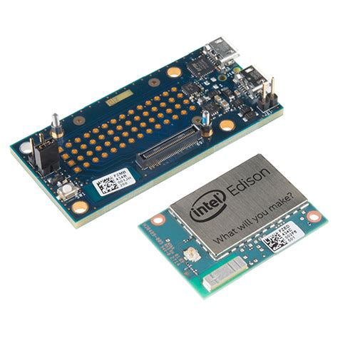sede legale edison intel edison e mini breakout kit raspberry pi arduino