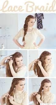 12 braided hairstyles with useful tutorials