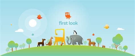home first look