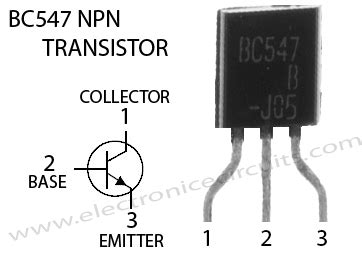 bc547 transistor emitter 301 moved permanently