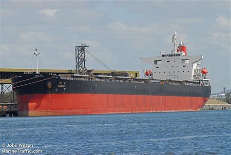 ship particular as columbia vessel details for artemis bulk carrier imo 9335989