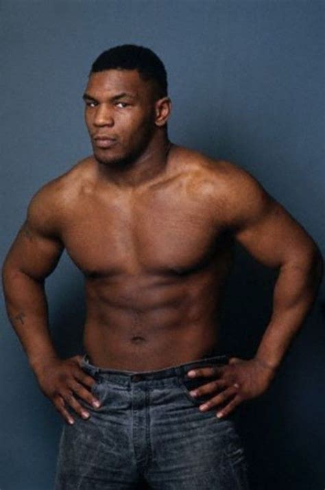 Mike Tyson To Be A by Iron Mike Tyson Athletes And