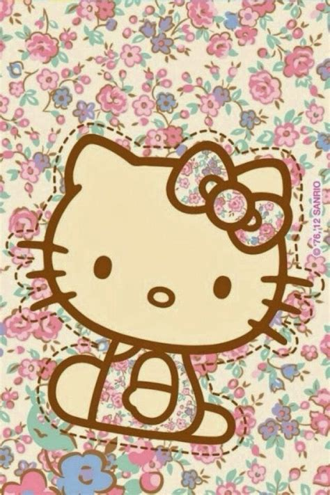 hello kitty iphone wallpaper pinterest hello kitty iphone wallpaper background