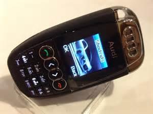 audi car key fob mini mobile phone unlocked a1 a3 a4 a5 a6