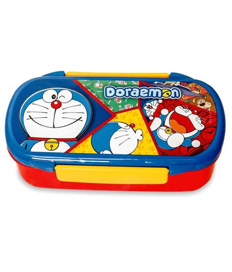 themes sms doraemon doraemon theme lunch box large buy online at best price