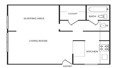 390 square feet 390 square foot apartment home design