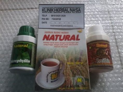 Obat Herbal Nasa 081904252629 xl kesaksian produk herbal