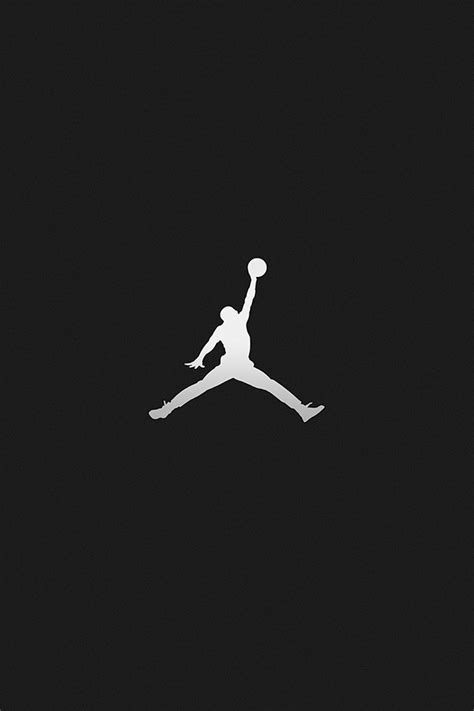 freeios jordan  air parallax hd iphone ipad wallpaper