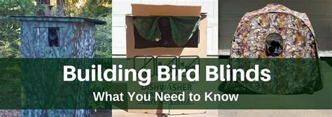 Building Codes What You Need To Know Is Exteriors By   building bird blinds what you need to know