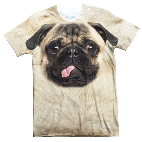 pug shirt pug t shirt shelfies