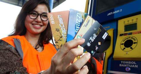 Tongkat Kartu Jalan Tol Elektronik Panjang kurangi macet waktunya bayar tol secara elektronik kreditgogo