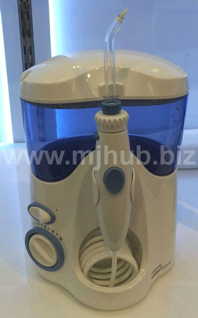 Waterpik Ultra Dental Flosser Wp 100 waterpik wp 100 ultra water flosser mj hub pte ltd