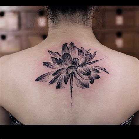 black and white lotus flower tattoo 34 black and white lotus tattoos