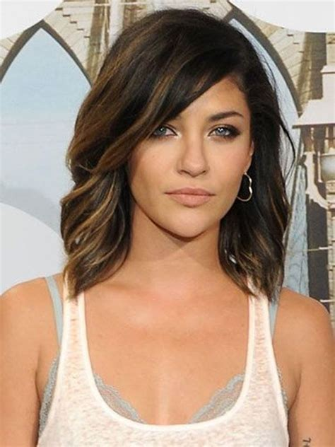 best 25 shoulder length hairstyles ideas on pinterest