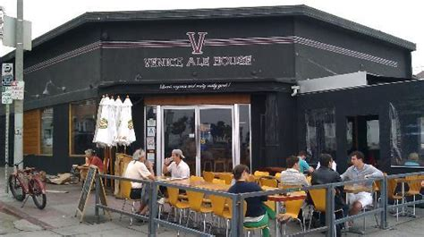 Venice Ale House by Ahi Tuna Picture Of Venice Ale House Los Angeles