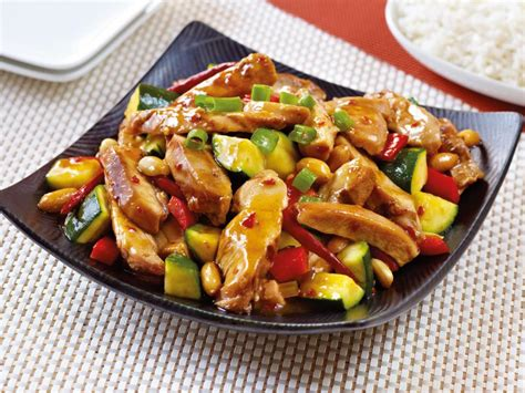Kung Pao Chicken Lve kung pao chicken bonjour healthy lifestyle