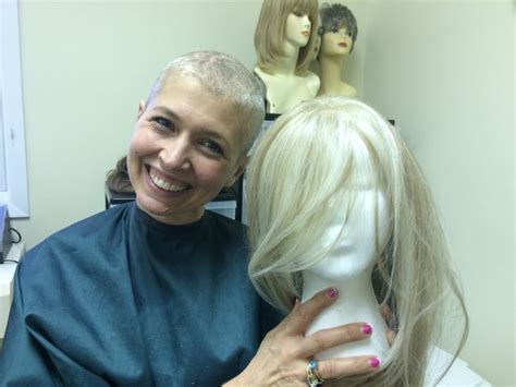 haircut before or after shower 113 best images about breast cancer blog on pinterest